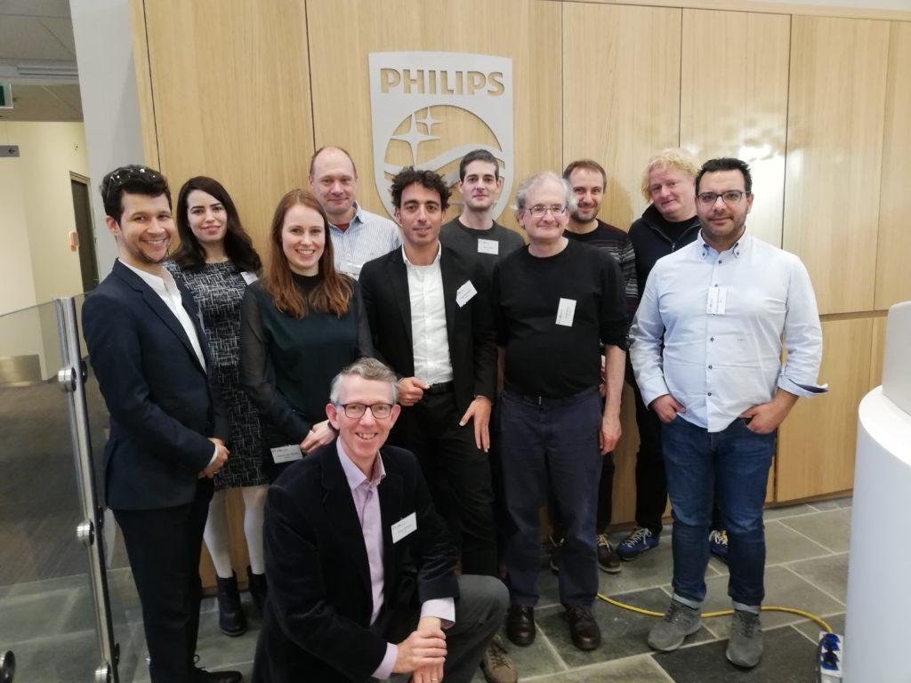 Philhumans' Kick-off meeting