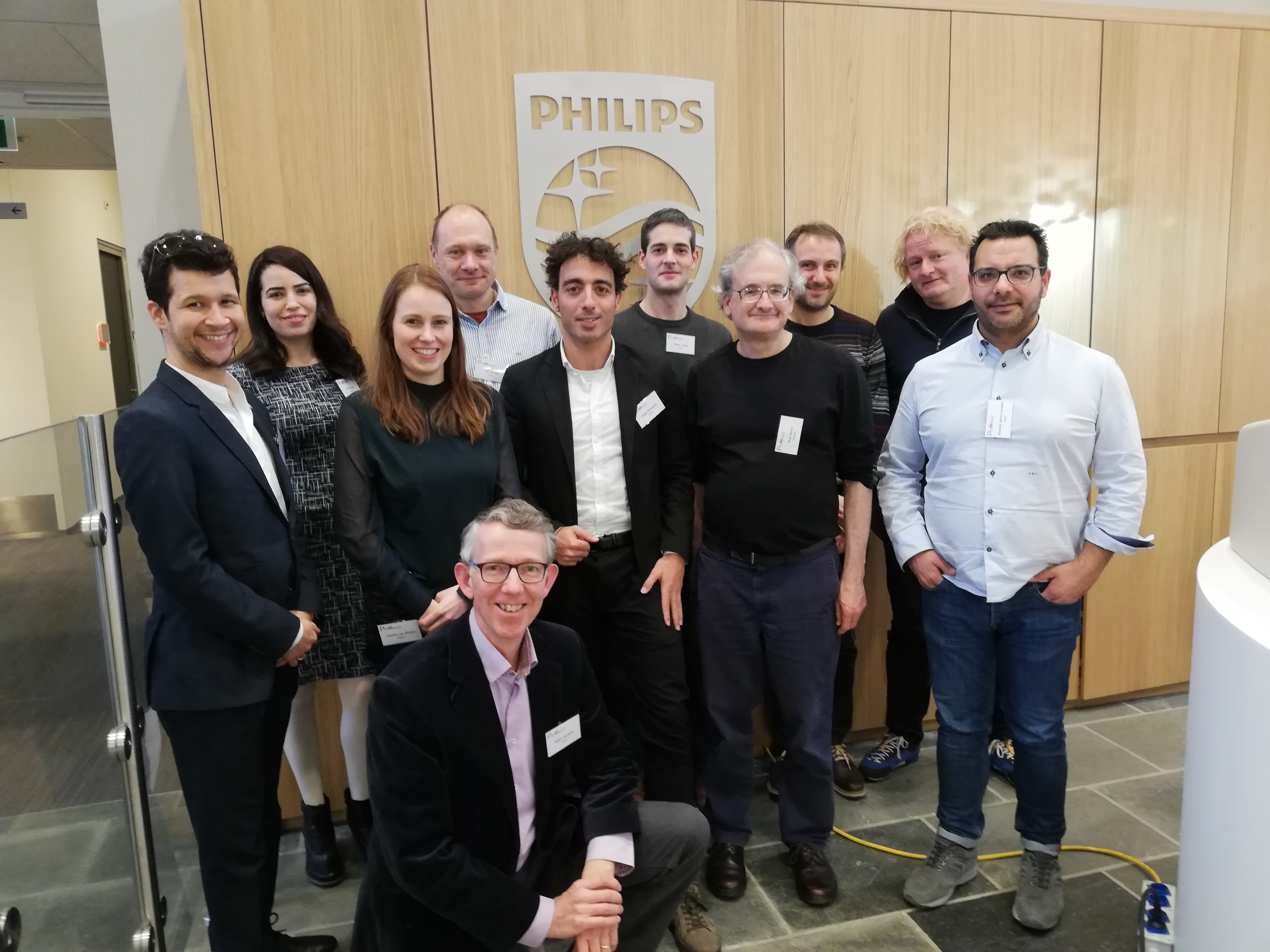 Philhumans' Kick-off meeting